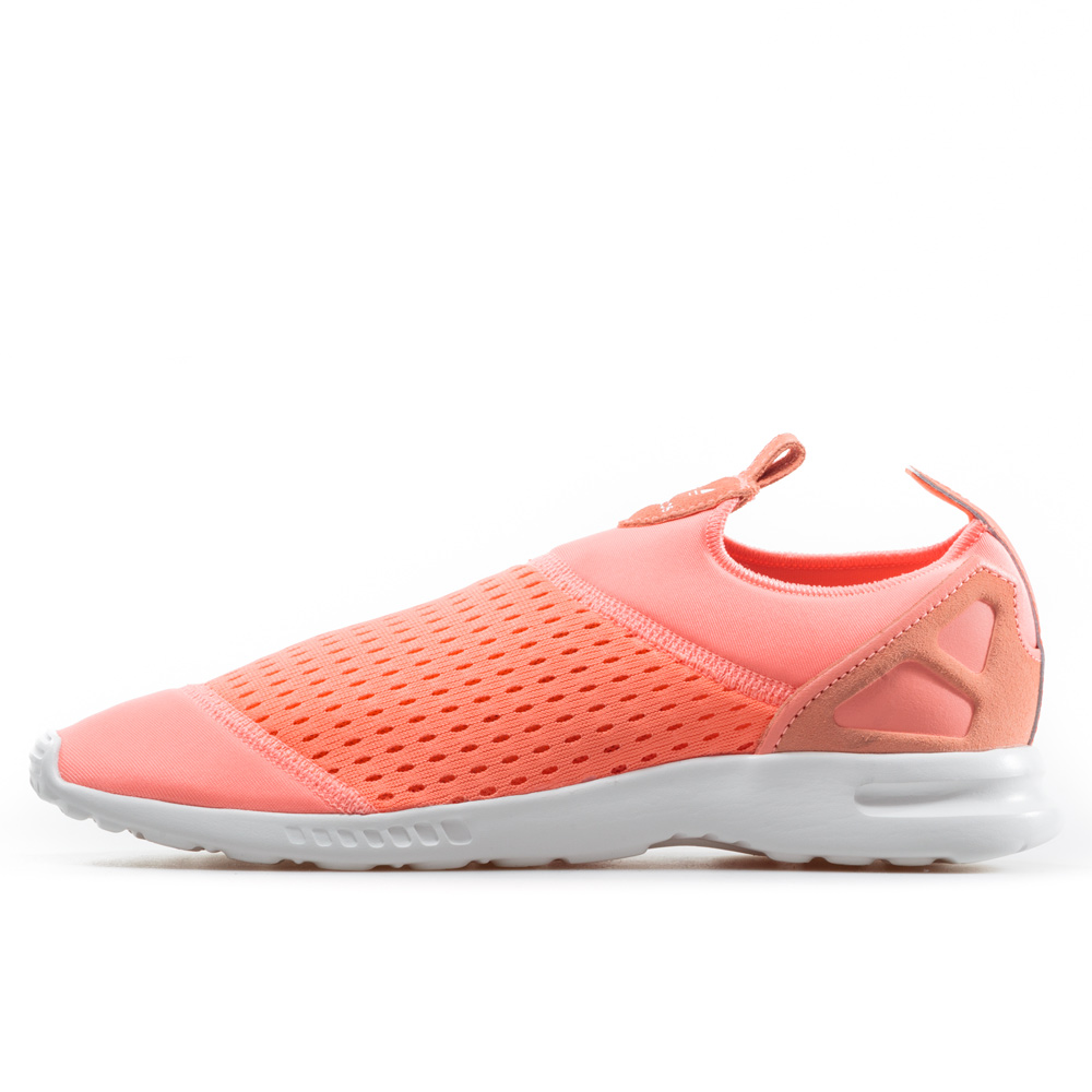 wholesale dealer 504b0 40a50 Adidas ZX Flux ADV Smooth Slip, Sunglo