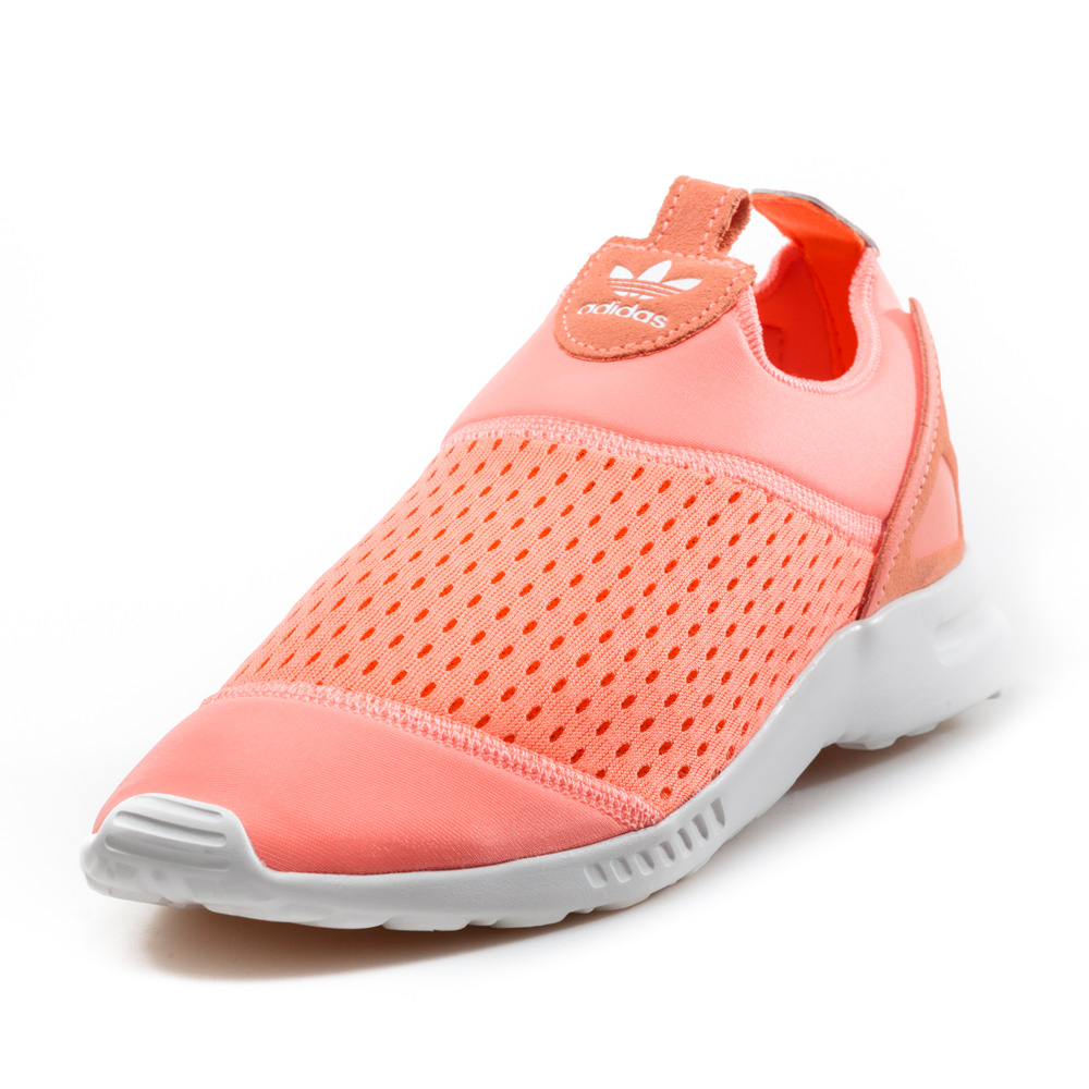 wholesale dealer 1365f f0132 Adidas ZX Flux ADV Smooth Slip, Sunglo